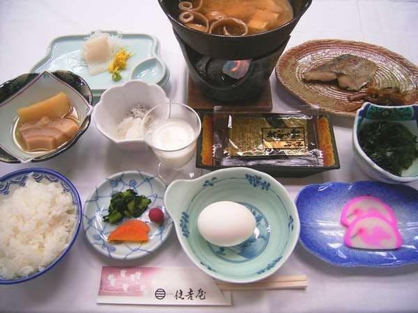 朝食イメージです。