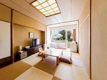 ■ペットと泊まれる 和室7.5畳 テラス付き
