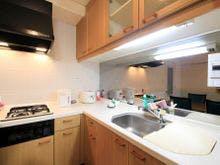 和洋室/60平米キッチン