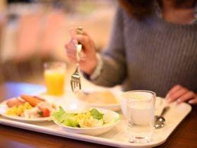 和洋の朝食