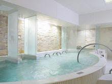 『スパ・アルパ』 浴室