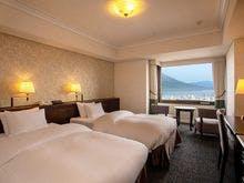 SHIROYAMA HOTEL kagoshima(旧:城山観光ホテル)