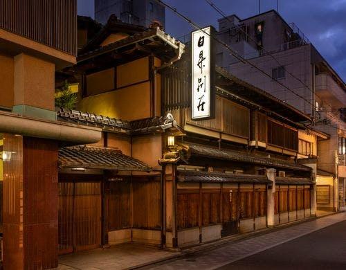 日昇別荘施設全景