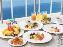 朝食ビュッフェ ※イメージ写真