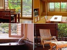 【メゾネットB】食事処+和室+陶器風呂