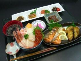 海鮮丼or和定食