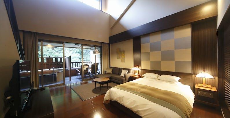 県 風呂 付き 客室 山口 露天 2万円以下で泊まれる!露天風呂付き客室が楽しめる温泉宿