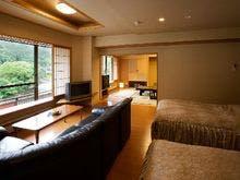 貴賓室・和室10畳+ツインルーム