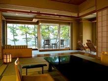 湯賓館 露天風呂付き特別客室