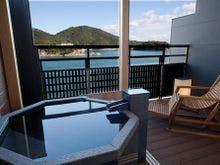 【広島県】カップルで温泉旅行!貸切風呂か露天風呂付き客室があるおすすめの温泉宿・旅館は?