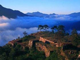 竹田城の城跡