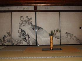 香住に圓山応挙で有名な大乗寺があります。