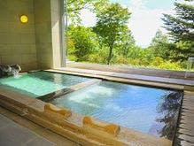 夏休みに温泉に入りながらダイエット合宿。天然温泉に入れるホテルはありますか?