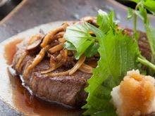 【ステーキ御膳】贅沢お肉に、パワー全開!