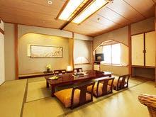 風情のある純和風客室です