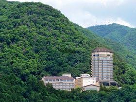 家族で会津若松の観光後のお宿!豪華バイキングや絶景露天風呂のあるお宿