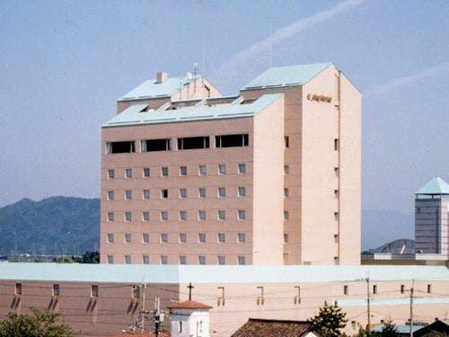 ホテルニューオウミ
