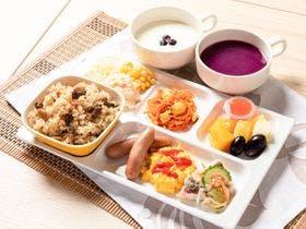石垣島限定メニューもあり!ご朝食