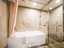 シャワーブース付バスルーム(イメージ)