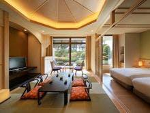 Japaneseスイートルーム和洋室 58.9平米