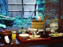 四季折々の京懐石料理