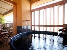 【新・星の棟】露天風呂付客室