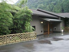 長泉山荘の外観