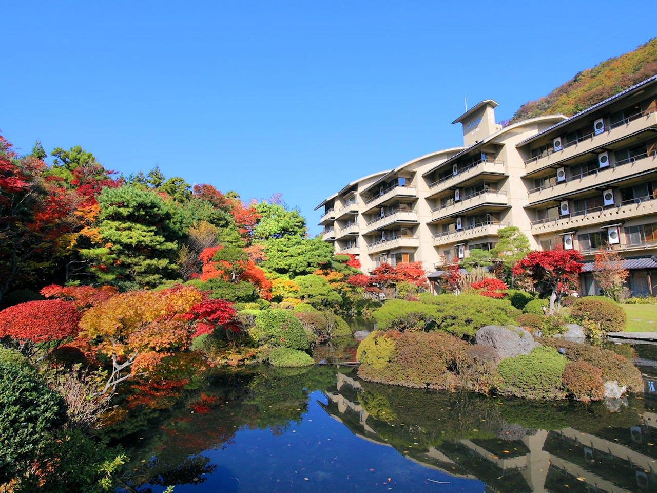 【日本庭園-水月園-】