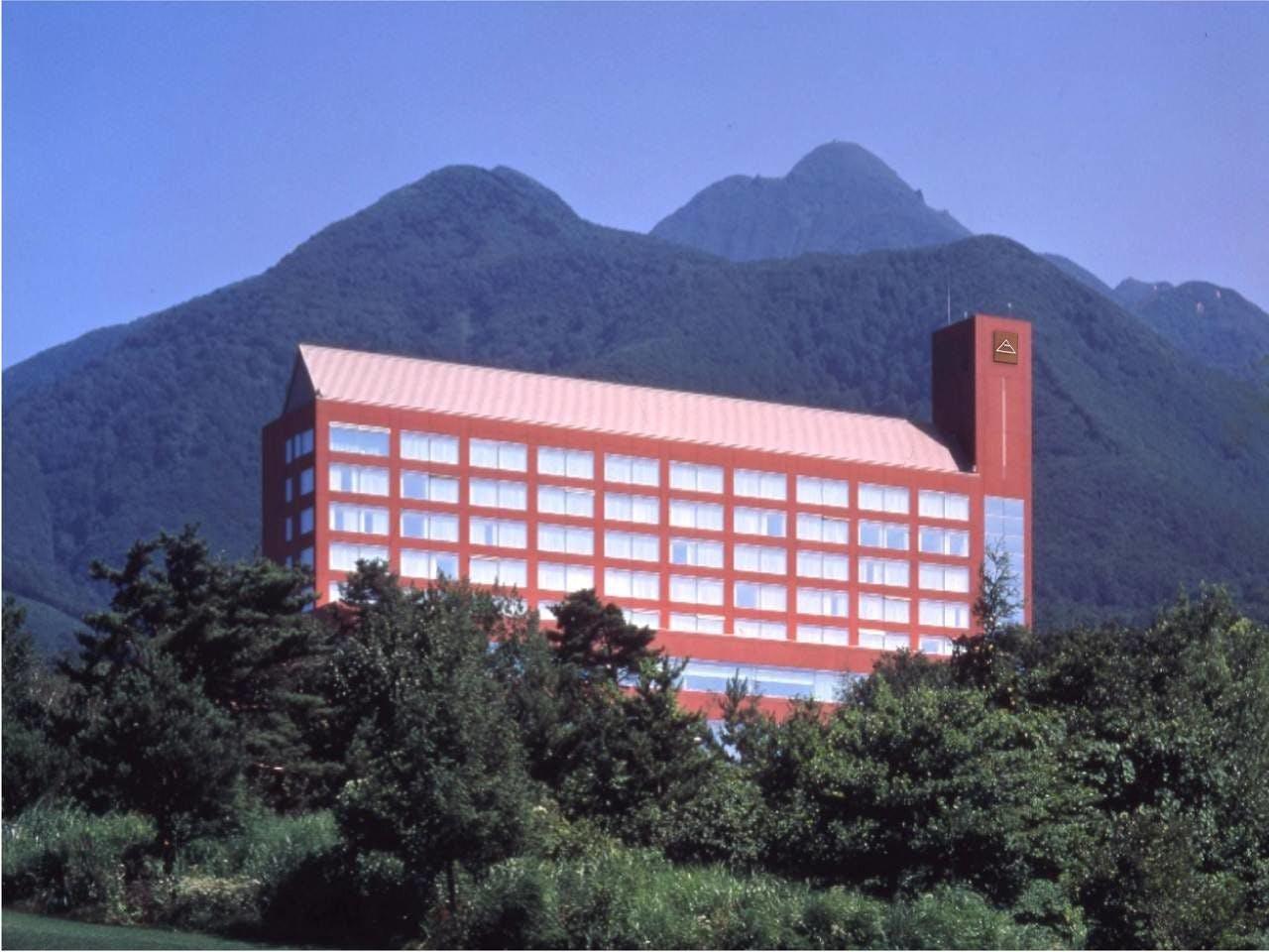 岩木山麓に佇む癒しのリゾートホテル。