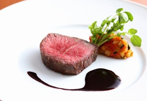 西村屋ホテル招月庭<Riccaスタンダードコース>但馬牛熟成肉・但馬の旬の素材