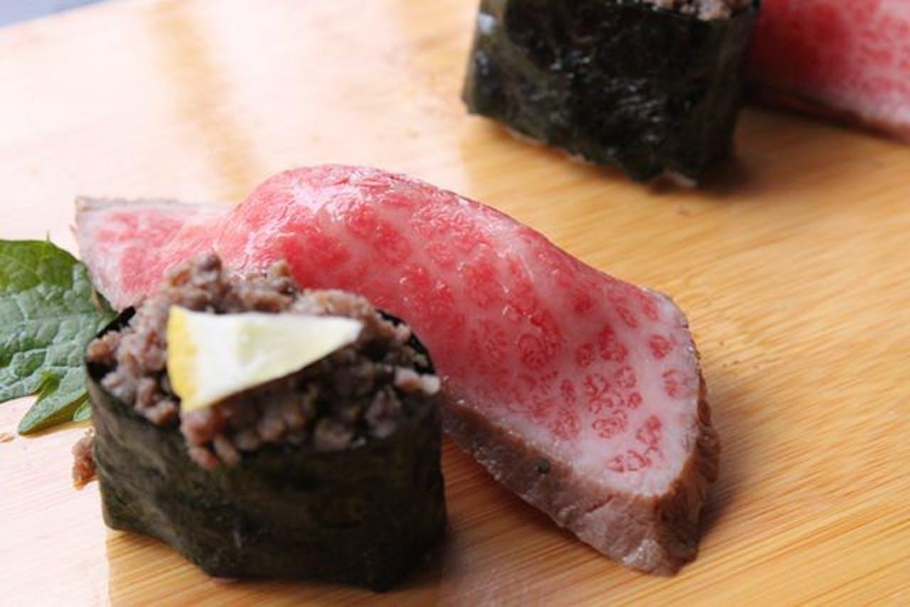 冬メニュー 寿司