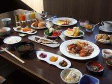 朝食ビュッフェのイメージ