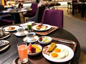 ブッフェ朝食