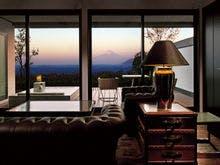 駿河湾と富士山を眺める露天風呂付き客室