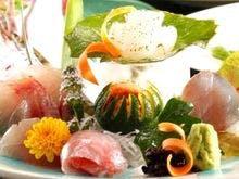 駿河湾の旬鮮地魚お造り