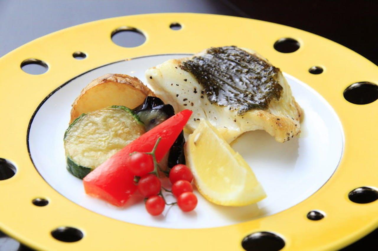 【別注品】本日の白身魚のポワレ