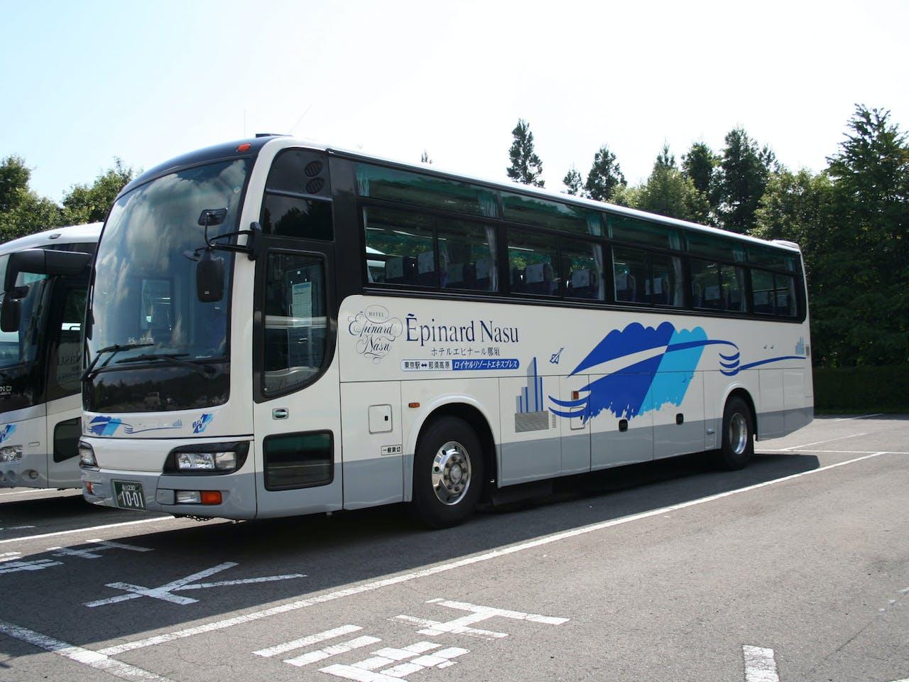 ホテル往復直行バス