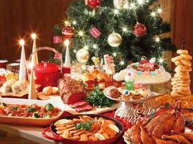 ヴィータのファーストクリスマスブッフェ