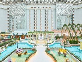 ホテル3階アトリウムロビー(イメージ)