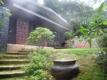 離れ家リスの庭
