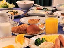 朝食会場イメージ