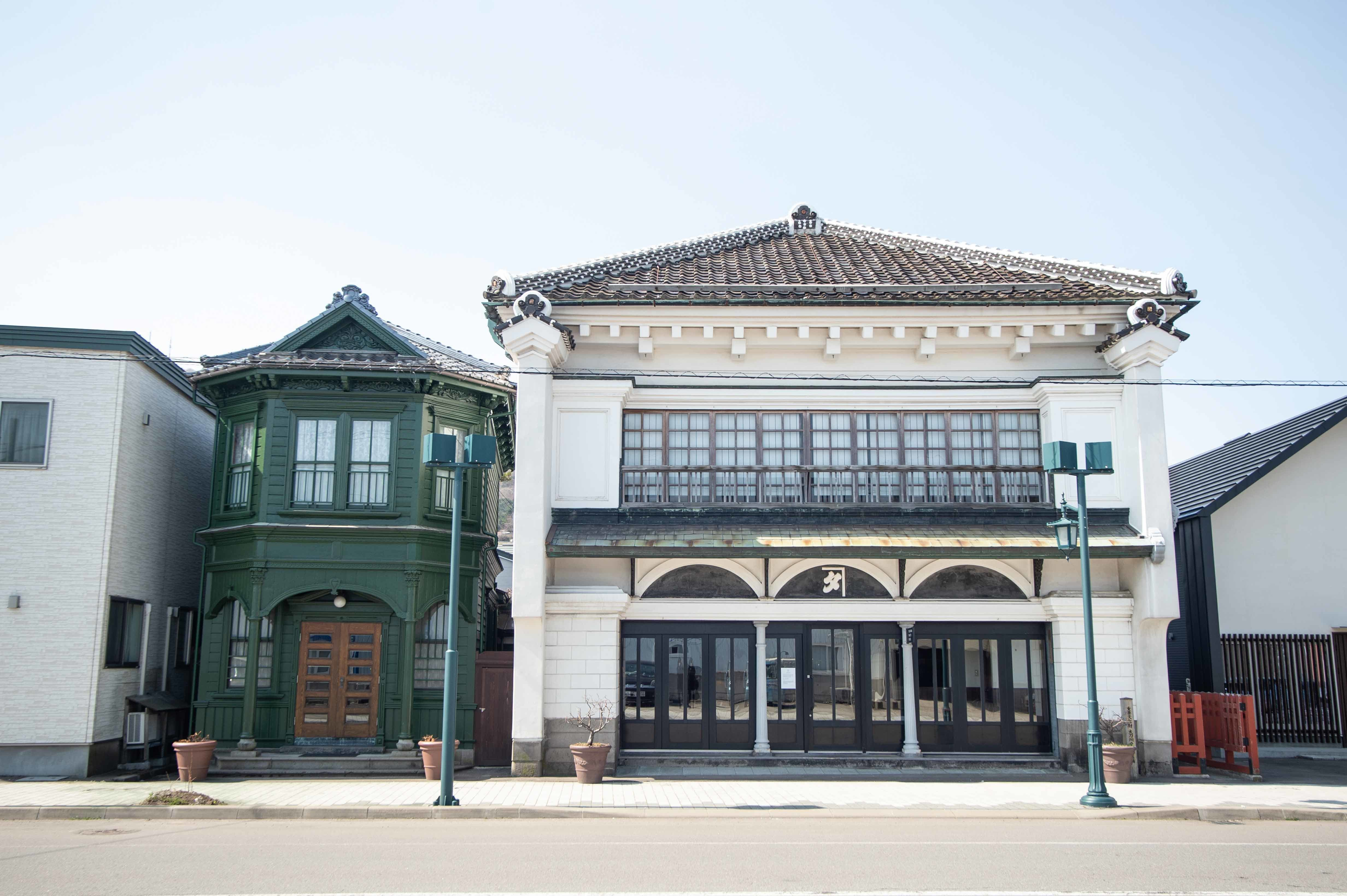 函館の旅を彩る、歴史的建造物に泊まる