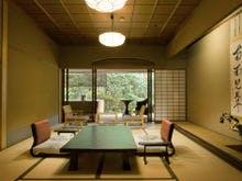 【本館】露天風呂付和室2間50平米