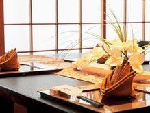 和食処「からまつ」風景一例