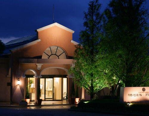 弓張の丘ホテル