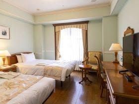 【1日10室限定!】特別価格でご提供。プラハの館でやすらぎの時を<素泊り>