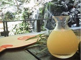 爽やかな飲み口柚子屋の柚子酒