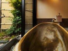 「水仙」露天風呂