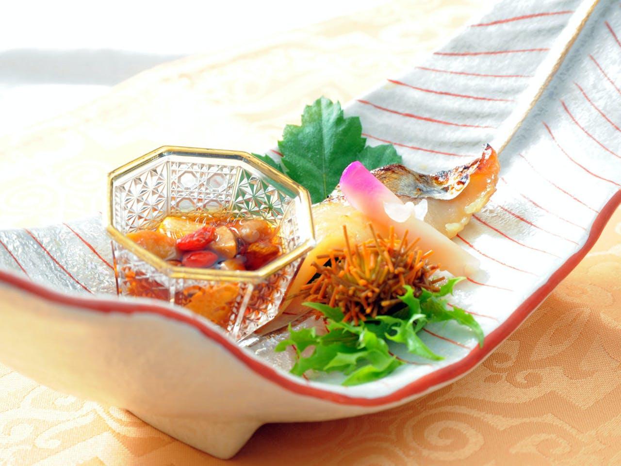 【前菜】彩り豊かな前菜