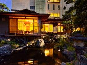 百年庭園の宿 翠水(アートホテル小倉ニュータガワ内)